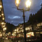 【観光】銀山温泉!宿泊せずに日帰りでしたが、日帰り入浴はしっかりと楽しんできました